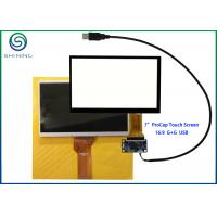 Cheap Capacitive Touch Screen With USB Interface for sale