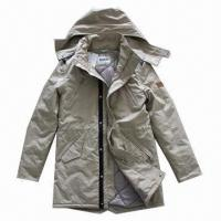 Buy cheap Men's Windbreaker, Waterproof, with Fashionable Design from wholesalers