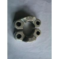 Cheap J518 Alloy steel Material SAE Split Flange with Forging Process wholesale