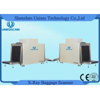 Buy cheap Large Channel 100*80cm Downward X Ray Luggage Scanner X Ray Scanning Machine from wholesalers