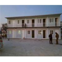 Cheap Clean Tidy Rental Apartment Container House Prefab With Complete Water And Electricity for sale