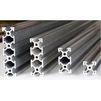China 6063 - T6 Industrial Aluminium Profile For Assembly Stage / Assembly Line on sale