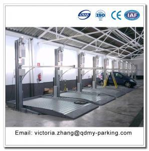 China 2 Vehicles Parking Basement Parking System Car Garage Hepa Car Parking Radar System on sale