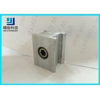 Buy cheap Double Connector Aluminum Tubing fitting 6063-T5 Silvery Joints AL-6C from wholesalers