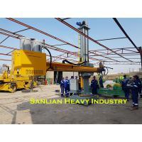 Cheap 4X4 Heavy Duty Welding Manipulators For Tank Welding With Cross Slide Column And Boom wholesale