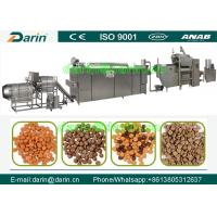 Cheap Professional and affordablepet food processing line / dog food making machine for sale