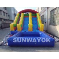 Cheap Cute 18Oz PVC tarpaulin blow up water park inflatable toys For Amusement for sale