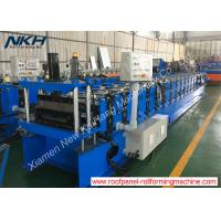 China U480 Standing Seam Metal Roof Roll Former / Steel Profile Roll Forming Machine on sale