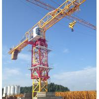 Cheap construction site Topless Tower Crane with 10 Ton capacity and 60m Jib length wholesale