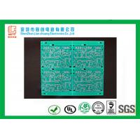 Cheap FR4 2 layer Quick Turn PCB OSP no legend , fast pcb manufacturer for sale