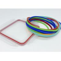 Cheap Waterproof Airtight Box Silicone Gasket High Temp Rubber Seal Rings Not Yellowing for sale