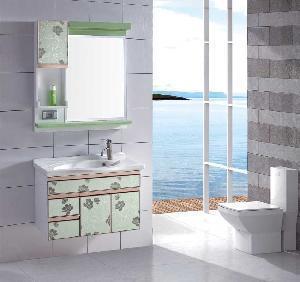 Cheap PVC Bathroom Cabinet (JTA-096) for sale