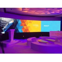 Cheap High Resolution Indoor LED Display P1.92 Full Color Front Access For Wall Mounting for sale