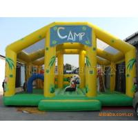 Quality Fire Resistant Commercial Bounce House Blower , Bounce House Air Fan wholesale