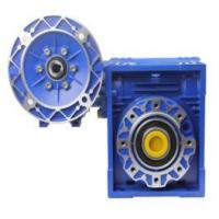 Cheap NMRV + NMRV Speed Reduction Gearbox 2.6N.M - 1074 N.M Die Cast Aluminum Alloy Body for sale
