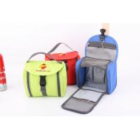 Cheap 600D Polyester Hanging Toiletry Kit For Travel for sale