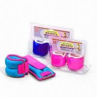 Cheap Soft Wrist/Ankle Weight, Available in Various Colors for sale