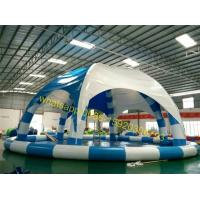 Cheap inflatable dome tent pool for sale for sale