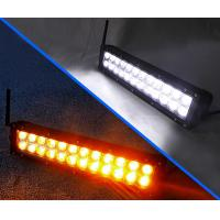 Cheap IP 68 5040lm Off Road Flashing Truck Roof Led Light Bar , Emergency Vehicle Light Bars for sale