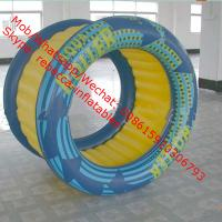 Cheap CE Certification Inflatable Water Roller In water park for sale