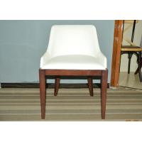 quality solid wood restaurant booth furniture white dining chair with
