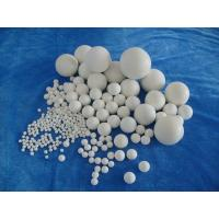 China 99% high alumina balls with competitive price on sale