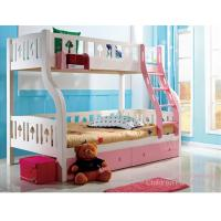 2016 wholesale high qualility car design wooden kids for Double deck bed for sale