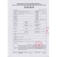 Guangzhou  best   fashion hair product co.,ltd Certifications