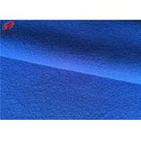 Cheap Polyester Tricot Knitt Fabric Sports Wear Clinquant Flannelette Fabric For School Uniform for sale