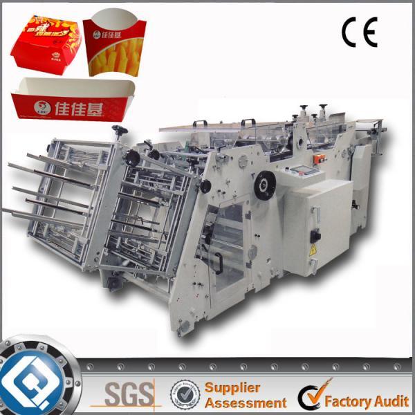 box gluer machine