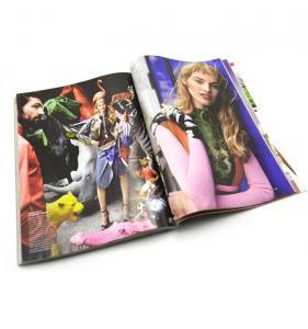 Cheap Custom Unique Printing Booklet, Catalogue, Flyers, Leaflet, Brochure, Magazine, Coloring for sale