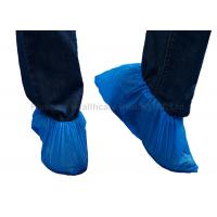 Lightweight Disposable Cpe Shoe Cover Waterproof With Non - Skid Sole