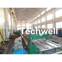 Cheap Steel Structure Floor Deck Roll Forming Machine for Making Metal Structure Floor Decking Panel for sale