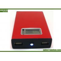 Buy cheap 18650 Battery Dual USB Power Bank  , High Capacity Smartphone Power Bank from wholesalers