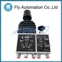 China Aluminum Alloy 14750430H double acting proportional air control tipping valve Dump Truck Controls on sale