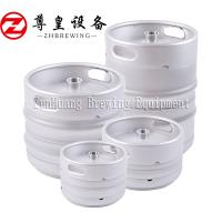 Cheap 20l / 30l / 50l Beer Keg Machine Stainless Steel Material 0.15 - 0.3Mpa Pressure for sale