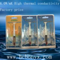 Cheap 1.0-2.0w/km 3g Beautiful packaged thermal heatsink silicone grease material for sale