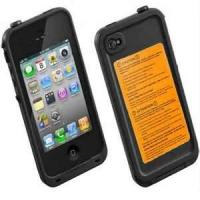 China Cute waterproof scratch - resistant innovative black Apple iPhone 5 Protective Cases for men on sale