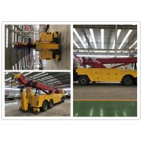 Buy cheap 10 × 4 Drive VOLVO Road Wrecker Truck External Dimension 11342 × 2500 × 3710 from wholesalers