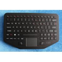 Cheap Bluetooth Vehicle Keyboard Desktop Robust ABS With Touchpad Backlit Scissors Switch for sale
