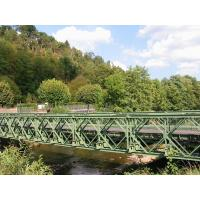 Cheap Prefab Metal Construction Steel Structure Bailey Bridge for sale