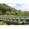 Buy cheap Prefab Metal Construction Steel Structure Bailey Bridge from wholesalers