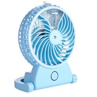 Cheap Portable Mini Portable USB Fan , Small Rechargeable Fan Long Service Time for sale