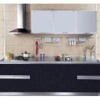 Cheap Acrylic Coated 18mm MDF Kitchen Cabinetry (D-19) for sale