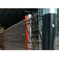 Cheap BRC Polyester Coating Roll Top fence panels top roll steel sheet for sale