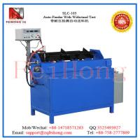 Cheap 【Feihong】Tube feeding machine with withstand test/ Hi-pot test heating tube feeder FHSLC-103 for sale