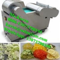 Cheap celery vegetable cutting machine / lemon carrot slicing machine vegetable shredder machine electric vegetable cutter for sale