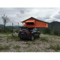 Cheap 4x4 Off Road 4 Person Roof Top Tent Ultralight With 6 Cm Thickness Mattress for sale