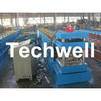 Cheap 16 Steps Forming Station Sigma Section Roll Forming Machine With CE TW-SG100 for sale