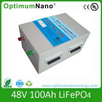 Cheap Forklift Battery Charger, Capacity of 100Ah and 48V Rated Voltage for sale